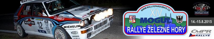 14. Rallye Železné hory Liboměřice